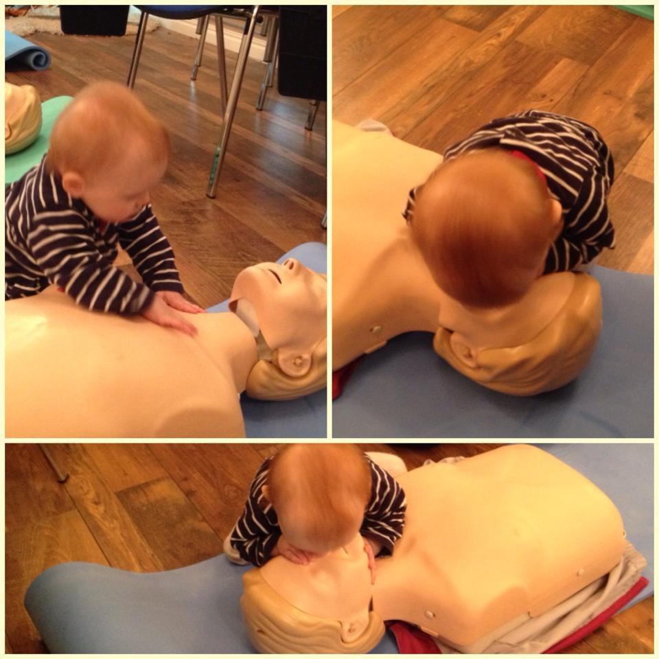 Pierwsza pomoc dzieci